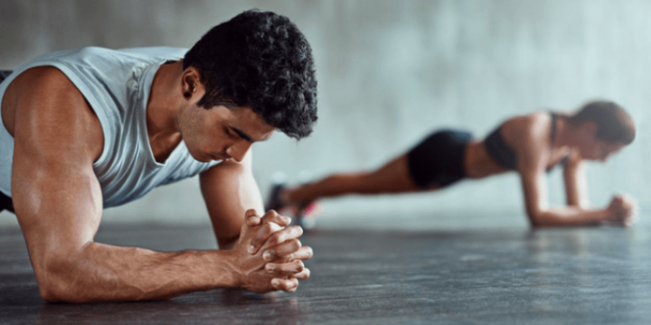 Is being able to do a 5-minute plank good enough?